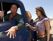 Busty Country Girl Gets Fucked On Pick up Truck video
