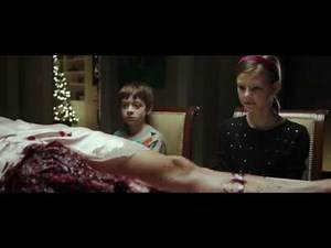 Most Horror scene in Hollywood Movie.