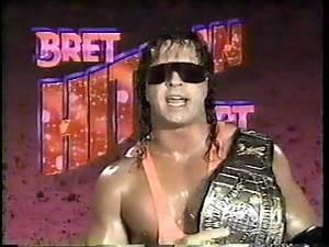 Bret Hart Promo [1991-09-01]